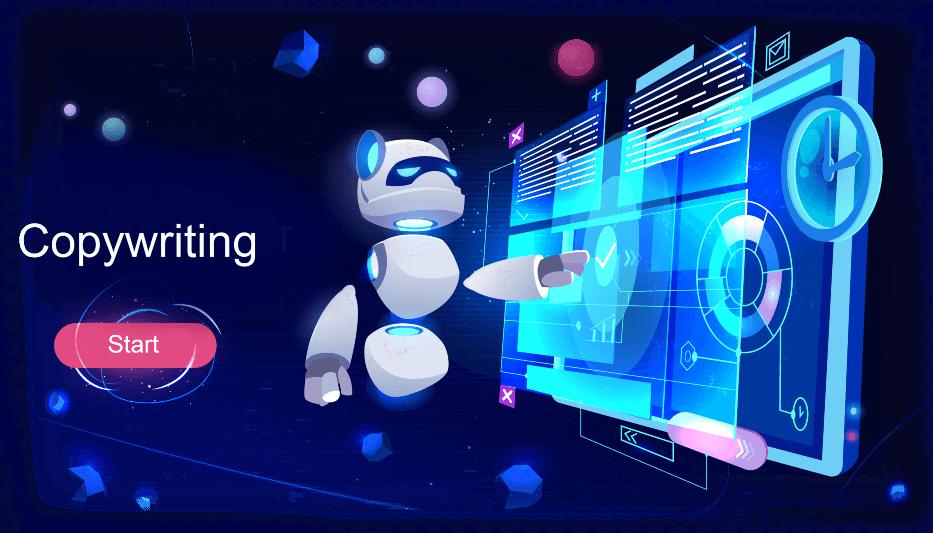 Robot scanning website content